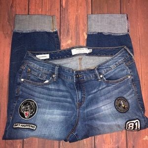 Torrid boyfriend style pants. Size 14.